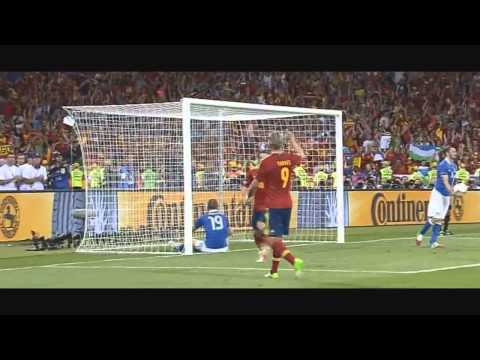 Fernando Torres vs Italy | EM Final 2012 | HD