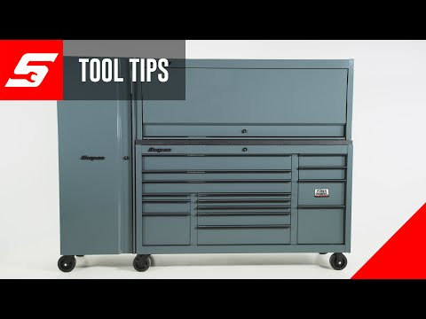 Snap-on Tool Storage KCP1423 | Snap-on Tool Tips