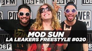 Download lagu Mod Sun Freestyle With The LA Leakers   #Freestyle020 MP3