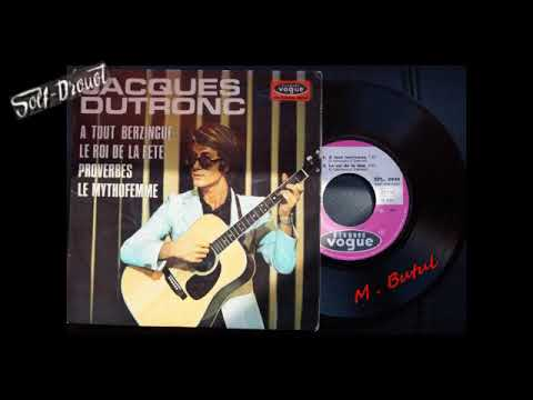 Jacques Dutronc A Tout Berzingue