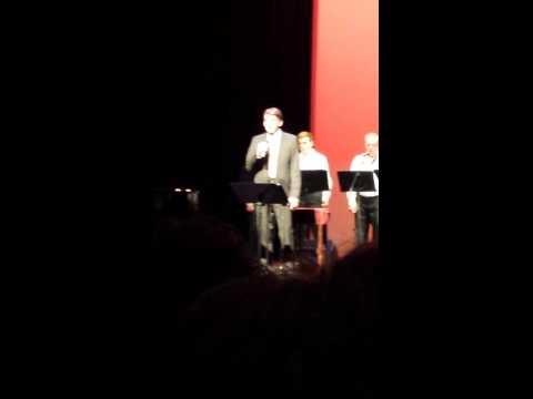 Ard Kamphuis zingt John Denver