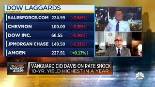 Vanguard CIO Davis on diversity on Wall Street — 'We have more work'