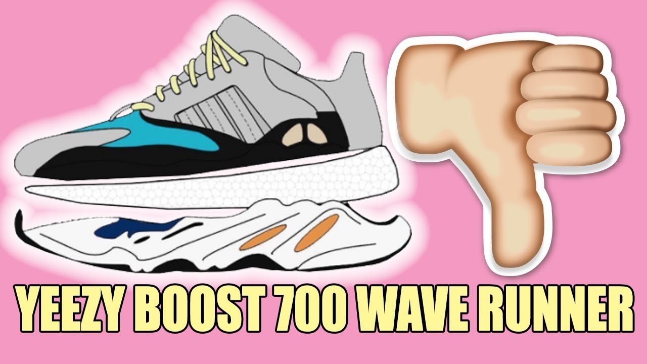 5a8914e40 Yeezy Wave Runner 700 and New 350 Colorways