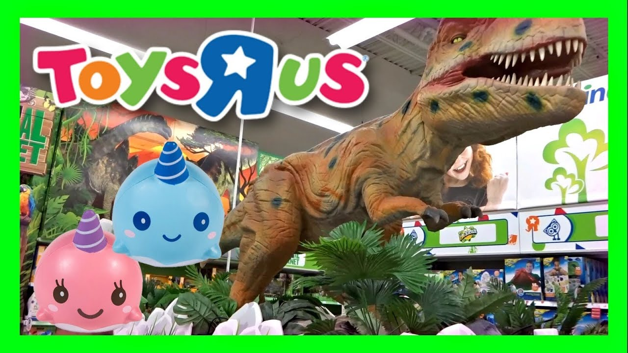 Dinosaurs Toys R Us : Giant squishy the biggest dinosaur ever at toys r us