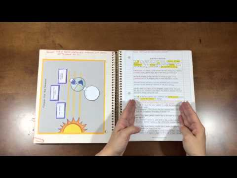 The Complete Earth Science Interactive Notebook