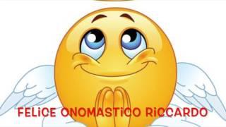 Auguri Buon Onomastico Riccardo