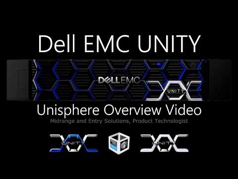 Dell EMC Unity - Unisphere Overview