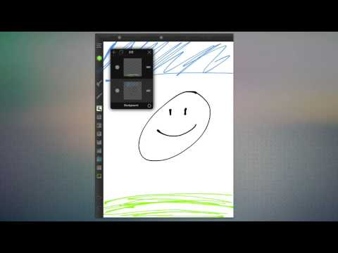 Use Best iPad Painting, Drawing Software Mybrushes to Paint on iPad