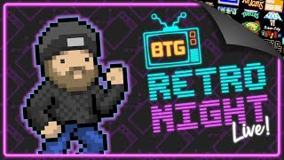 🔴 BTG RETRO NIGHT! // NES Games \\ What should I play?