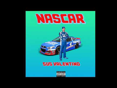 $US VALENTINO - NASCAR ( song is out everywhere ! )