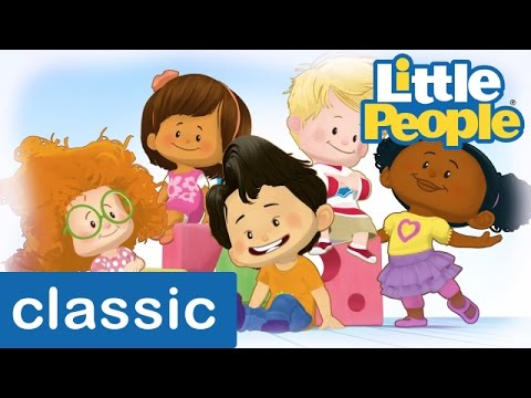 Songs For Kids - Little People Classic - Meet The Little People 🎵 Kids Songs 🎵