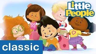 Songs for Kids - Little People Classic - Meet the Little People 🎵 Kids Songs 🎵