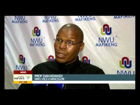 Contract workers at NWU's Mahikeng campus down tools