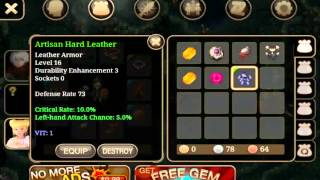 Tip Hint Help Trick Guide Fast Easy Money Gold Items - Inotia 4