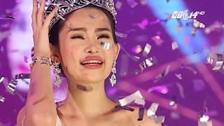 VTC14 | Btc vi phạm, Hoa hậu Đại dương 2017 Lê Âu Ngân Anh có bị tước vương miện?