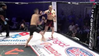CZ46 12 Andrew Kim vs Justin Gonzalez