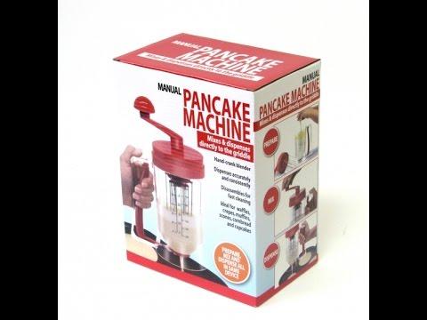 Ручной миксер с дозатором для теста Pancake Machine 1001373