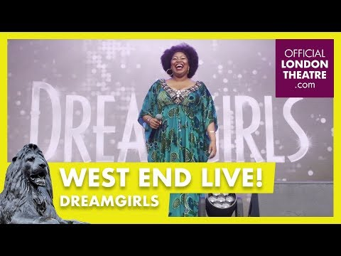 West End LIVE 2017: Dreamgirls