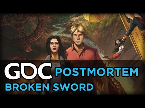 Classic Game Postmortem: Broken Sword