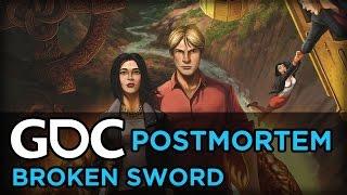 Classic Game Postmortem: Broken Sword