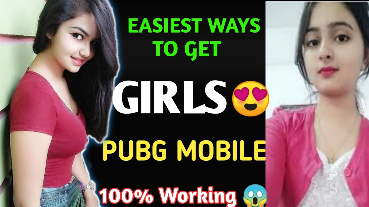 Download HOW TO FIND GIRL IN PUBG MOBILE | Easy Way To Get Girl In Pubg | Ep#3 | Shadow Here