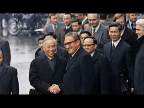 Vài mẩu chuyện về cuộc đấu trí giữa Lê Đức Thọ với Kissinger (478)