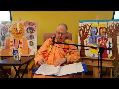 Vyasa Puja Talk 2017