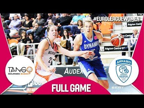 LIVE🔴 - Bourges Basket (FRA) v Dynamo Kursk (RUS) - EuroLeague Women 2017-18