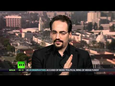 Peter Joseph, Feb 18th 2015, on Breaking The Set with Abby Martin