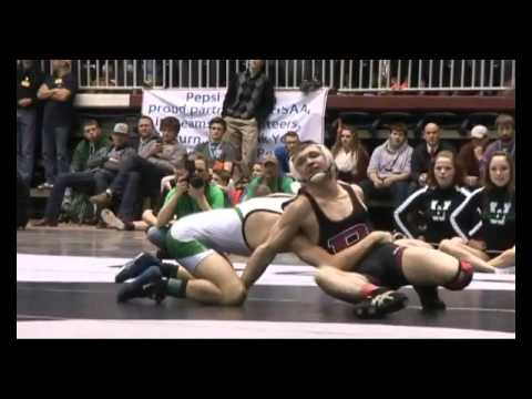 Wrestling 4A State Championship Lower Weight Classes 2016