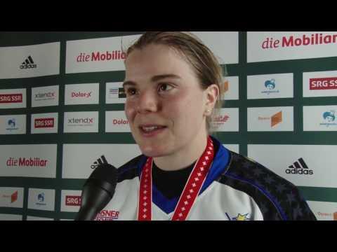 Schweizer Cup Damen - Interview mit Monika Schmid (UHC Dietlikon)