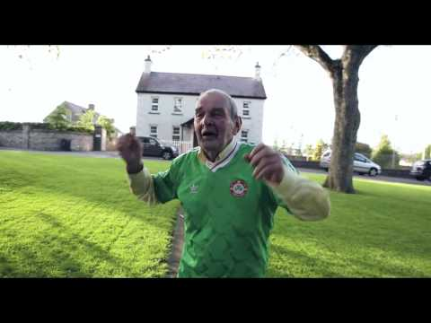 The Shane Long Song - Martin's Men