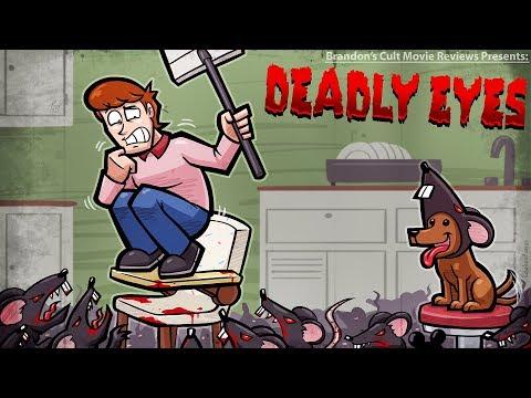 Brandon's Cult Movie Reviews: DEADLY EYES