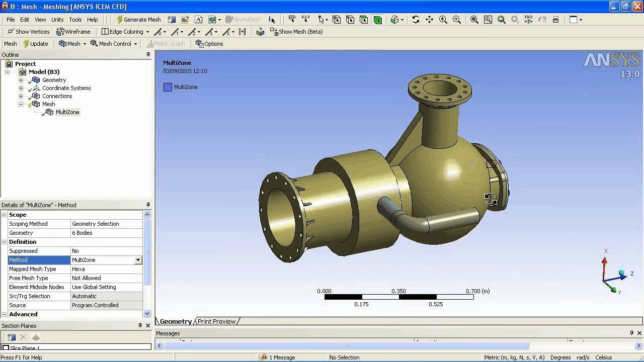 Efficient Meshing with ANSYS Workbench [Tutorial]