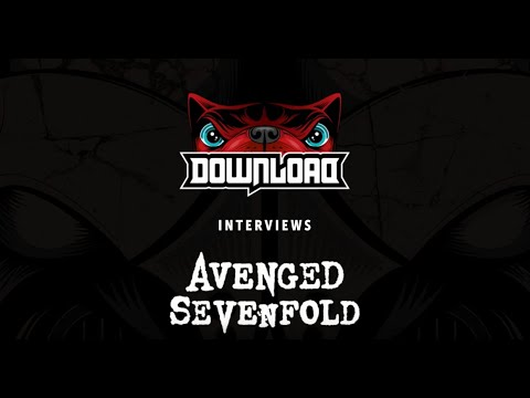 Download Festival | Watch Avenged Sevenfold's Backstage Interview at