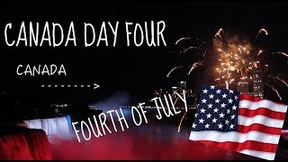 Happy Fourth of July!! || Canada Day Four