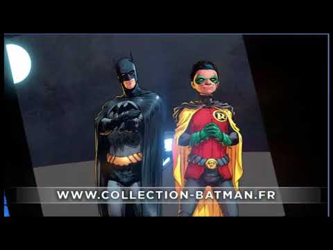Batman Comic - French TV Commerical