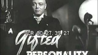 Mad Love 1935 movie trailer Peter Lorre