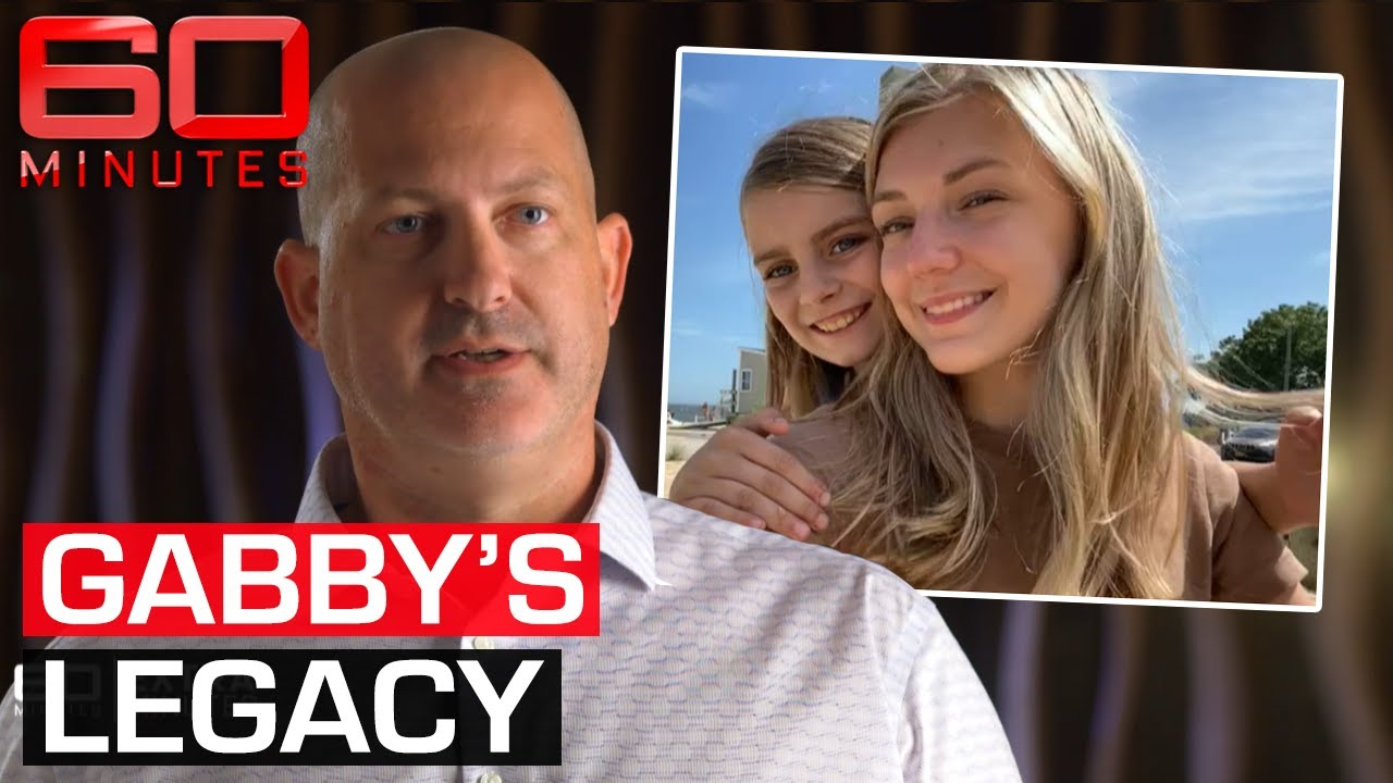 Download Gabby Petito's father says her tragic story could help save lives | 60 Minutes Australia