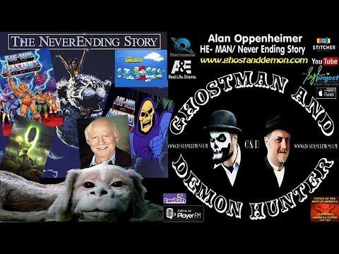Skeletor /ALan Oppenheimer HE-Man on G&D Show