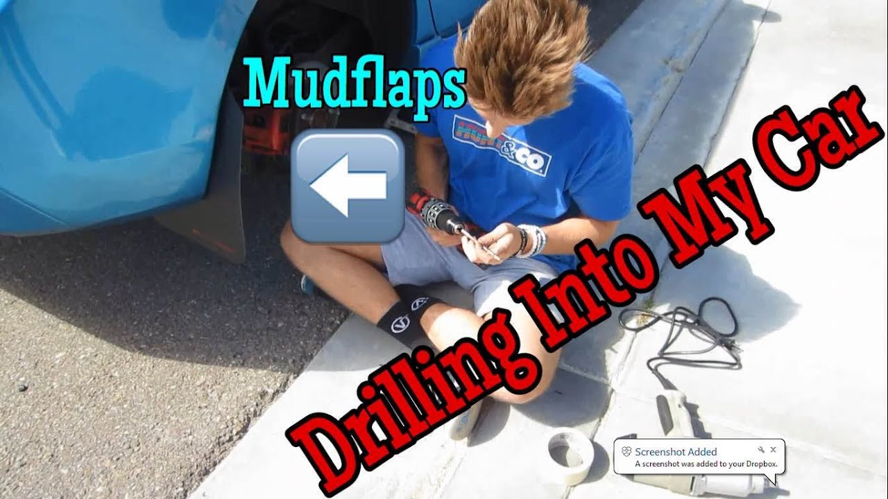 Installing The Rally Armor Universal Mudflaps Youtube Remove Wiring Harness Mazda Sped3