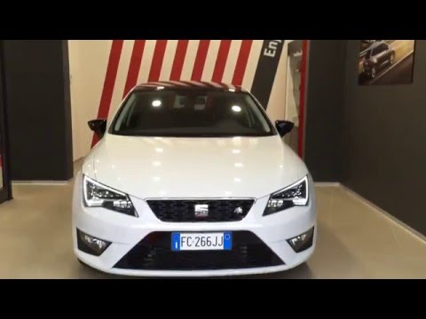 New SEAT LEON FR BLACK EDITION TDI 150CV My 16 - Consegna Ad Antonio