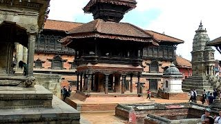 Bhaktapur, Kathmandu Valley, Nepal in HD