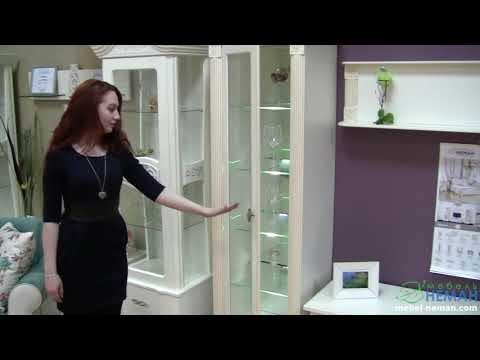 Гостиная Афина от Мебель Неман