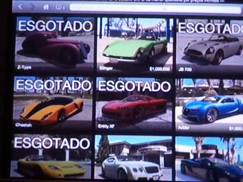 Gta 5 - Como Comprar Carros Grátis Offline