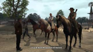 Red Dead Redemption 100% (4) - Women and Cattle, Wild Horses Tamed Passions