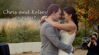 Kelsey and Chris Wedding