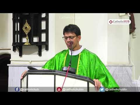 English Mass @ St  Joseph's Cathedral, Gunfoundry, HYD, TS, IND. 5-9-19