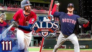 ALDS Game 5 vs Red Sox (Winner Advances) - MLB The Show 18 Franchise   Ep.111