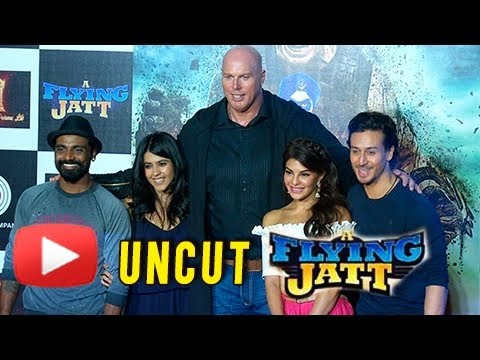 Download A Flying Jatt Official Trailer Launch | Tiger Shroff, Jacqueline Fernandez, Nathan Jones